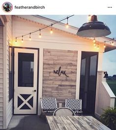 Ideas For Cute Apartment Patio Ideas Backyards Outdoor Spaces, Outdoor Living, Sweet Home, House With Porch, The Design Files, House Goals, My New Room, Diy Patio, Patio Wall
