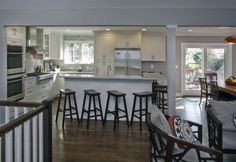5 Wise Tips AND Tricks: Kitchen Remodel With Island Layout kitchen remodel plans dream homes.Split Level Kitchen Remodel Stones kitchen remodel with island layout. Raised Ranch Remodel, Ranch Kitchen Remodel, Remodel Bathroom, Closet Remodel, Küchen Design, Layout Design, Design Ideas, Design Room, Home Renovation