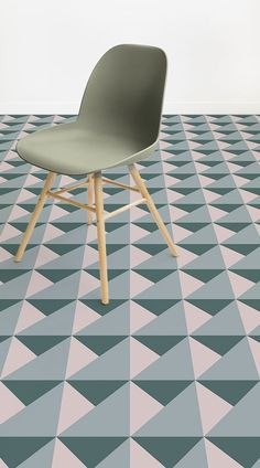 Pastel Geometric Vinyl Flooring Introduce a bold focal point into your space .Pastel Geometric Vinyl Flooring Introduce a bold focal point into your space with our Valley Pastel Geometric Vinyl Floor Patterns, Tile Patterns, Geometric Patterns, Floor Design, Tile Design, Tile Wallpaper, Watercolor Wallpaper, Office Floor, Patterned Vinyl