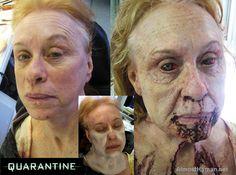 Quarantine SFX makeup.