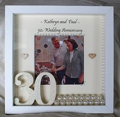 What is a gift for 30th wedding anniversary