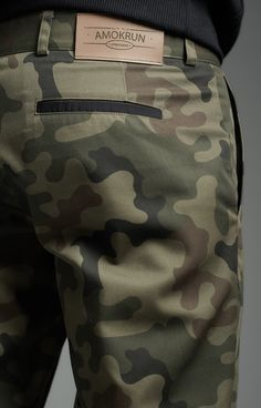 Amokrun Moro Jogger Pants details. #streetwear #jogger www.amokrun.com