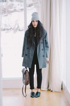 Get this look (coat, hat, shoes) http://kalei.do/XHUdzK9vv6xjiN3n