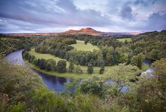 Scots View, River Tweed, Scotland