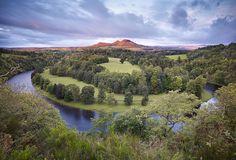 Scots View, River Tweed, Scotland