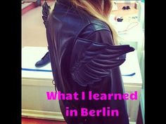 What I Learned in Berlin (A Lesson in Mindful Abundance) by Gabrielle Bernstein