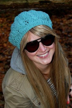 Keeps my head warms and looks super adorbs, too! $28  This girl is so beautiful! :)