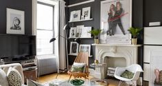 Brooklyn apartment featured on the Houzz site