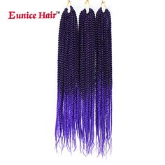 Cheap Sale Dindong Three Tone Colors Ombre Kanekalon Jumbo Braids 24 Inch Synthetic Crochet Braiding Hair Extensions Ideal Gift For All Occasions Hair Extensions & Wigs