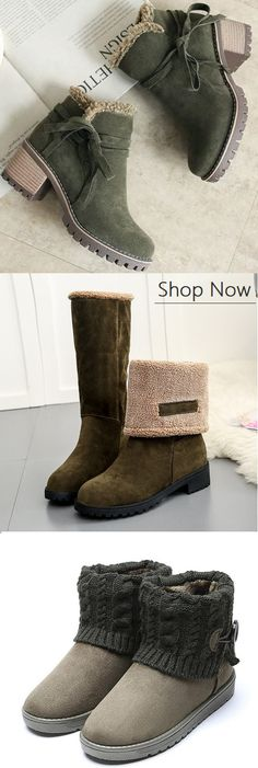 New clothes style winter snow boots Ideas Bootie Boots, Shoe Boots, Shoes Sandals, Ankle Boots, Winter Fashion Outfits, New Outfits, Trendy Outfits, Fashion Boots, Warm Snow Boots