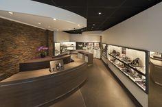 Het winkelinterieur van ontwerp tot en met de realisatie door VanFormaat.