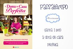Amostras e Passatempos: Vida de Desempregada - Passatempo A Dona de Casa P...