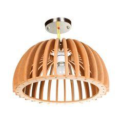 colore marrone Di legno Lamp LP-74230 X 30 X 25 CM | Arts of India – Italy