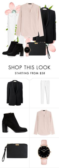 """Untitled #108"" by evelyne234 ❤ liked on Polyvore featuring STELLA McCARTNEY, MANGO, Paul Andrew, Steffen Schraut and Burberry"
