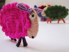 Crochet Sheep Pattern Tutorial PDF. $4.00, via Etsy.