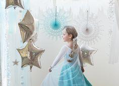 Ideen für eine Eiskönigin Frozen Party * Dekoration, Spiele, Bastelideen und Elsa Torte * Jetzt entdecken