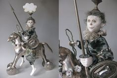 Marlaine Verhelst Art Dolls (Beautiful)