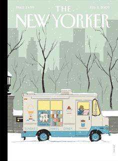 The New Yorker 7                                                                                                                                                      Más