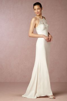 BHLDN Julianne Gown in  Bride Wedding Dresses at BHLDN