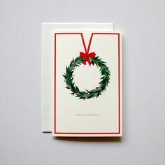 Christmas Card from Mrs.Write. http://de.dawanda.com/shop/MrsWrite