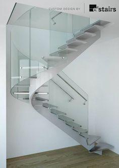 EeStairs glass balustrade NYC