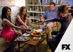 Jaime organiza um jantar para que Dexter conheça sua nova vizinha, Cassie. Dexter - Última temporada, domingos, 23h  #AssistoFX Confira conteúdo exclusivo no www.foxplay.com