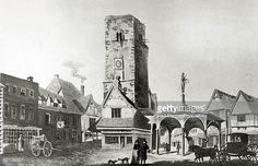 Image result for early st albans pictures c1900 Regency Romance Novels, Manchester Art, East Yorkshire, St Albans, British Library, Amazing Adventures, Old Photos, Big Ben, Vintage Antiques