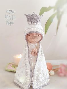 Cute Crochet, Crochet Dolls, Knit Crochet, Crochet Hats, Christmas Crochet Patterns, Unique Birthday Gifts, Filet Crochet, Amigurumi Doll, Doll Accessories