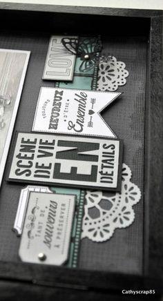 Préparons Noël J3 : Home déco par Cathyscrap85 - Florilèges Design Home And Deco, Blog, Scrapbooking, Noel, Blogging, Scrapbooks, Memory Books, Scrapbook, Notebooks