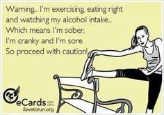 #crossfit #alcohol