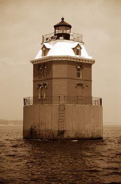 Sandy Point lighthouse MD