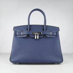 Hermes Birkin HandBag... Not quite in my budget, but hey, a girl can dream, right?!