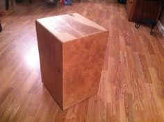 Best Instructions so far for making a cajon