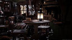 Hagrid's cabin \ ♡ Pinterest: @xchxara ♡   Harry Potter Aesthetic   Hogwarts