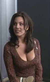 Krista Allen (born April 5, 1971) is an American actress and model. She is best known for her roles as Billie Reed on Days of our Lives from 1996–1999, as Jenna Avid on Baywatch Hawaii from 2000–2001, and as Bridget on What About Brian from 2006–2007. Her notable film roles include Liar Liar, Anger Management and Confessions of a Dangerous Mind. She also took the lead role in a series of softcore television movies inspired by the sex icon Emmanuelle. Krista Allen played Charlie's...