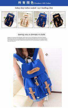 nice 2016 High Quality Fashion Canvas Casual Men Women Black Backpacks  Women Vintage Drawstring School bag Travel af872f6500