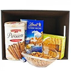 Sweet Wishes Gift Basket to Saint-Pierre-and-Miquelon