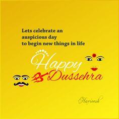 Happy Dussehra...