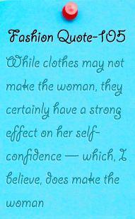 Fashion Quote No.105