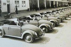 VW typ 18 A Kabriolet Karmann Police cars Car Volkswagen, Volkswagen Transporter, Vw Cars, Vw Camper, Vw Cabriolet, Vw Beetle Convertible, Kdf Wagen, Vw Vintage, Ferdinand Porsche
