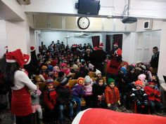 Bringing Joy to Syrian Kids at Christmas—and All Year Long: Even a brutal war could not stop this church in Syria from hosting Christmas celebrations recently for youngsters in the community. The children enjoyed a dramatic presentation of the Christmas story and received small gifts.