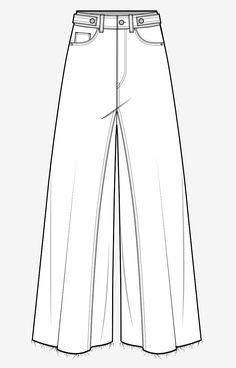Fashion Design Sketchbook, Fashion Design Drawings, Fashion Sketches, School Fashion, Fashion Art, Fashion Models, Fashion Outfits, Fashion Drawing Dresses, Fashion Illustration Dresses
