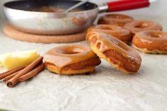Caramel Apple Doughnuts (5)
