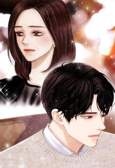50084 Anime Couples Manga, Manga Anime, Anime Art, Korean Anime, Korean Art, Romantic Manga, Anime Love Couple, Cute Love, Chinese Art