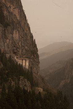 Sumela Monastery, NE Turkey