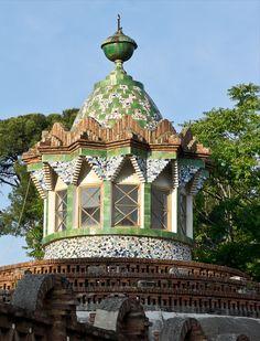 Barcelona Pavillions Guell 3