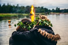 232/365 Midsummer Bonfires