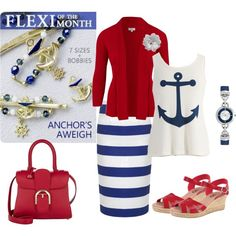 """""""August Flexi Fashion Inspiration"""" by charitree on Polyvore"""
