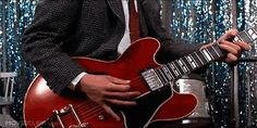 """Johnny B. Goode"" by Chuck Berry as featured in Back To The Future 