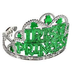 Irish Princess Tiara | Poundland Princess Tiara, St Patricks Day, Irish, Anna, Crown, Jewelry, Corona, Jewlery, Irish Language